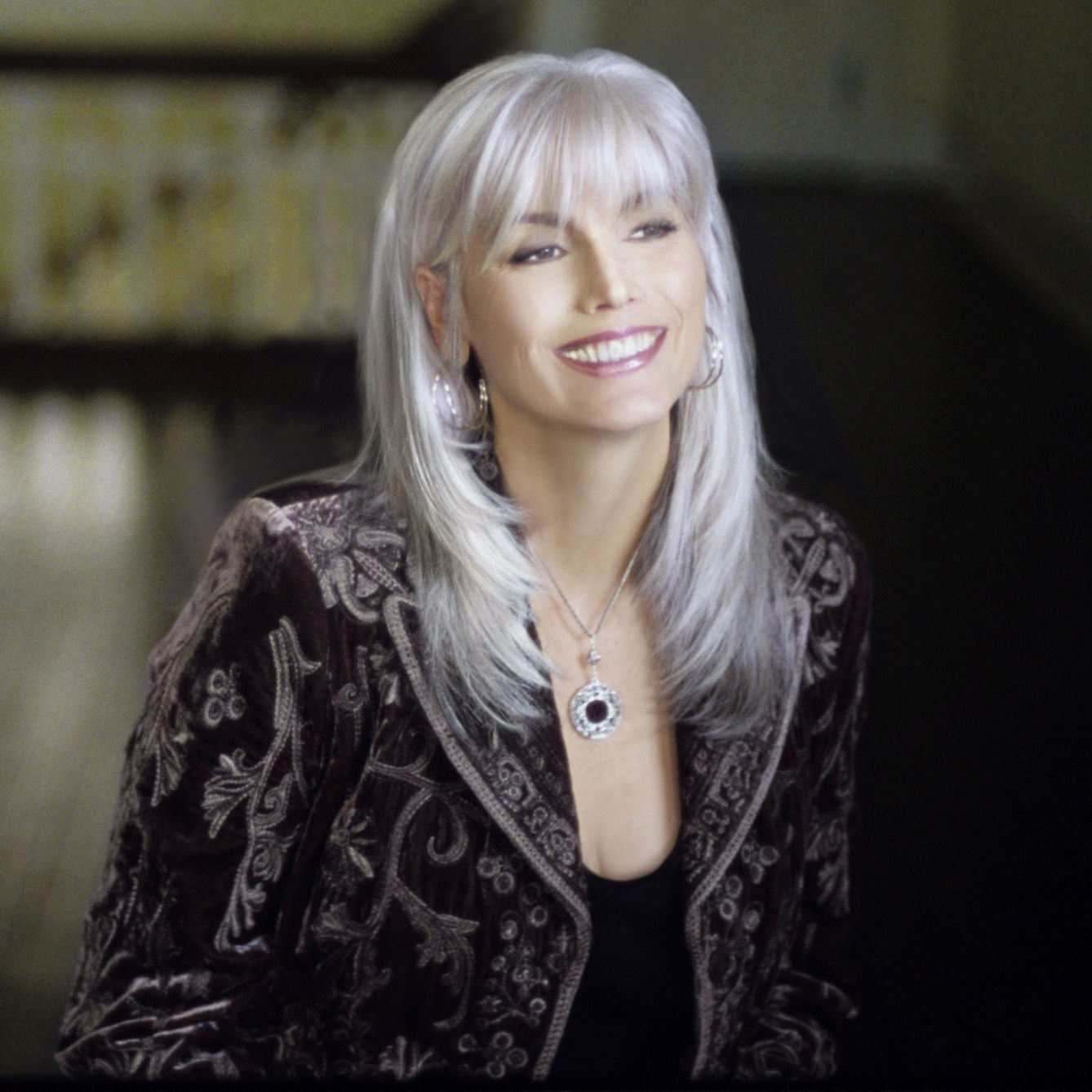 Emmylou Harris Hot If you could hang with any