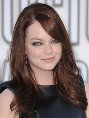 emma stone blonde golden globes. NOMINEE EMMA STONE TALKS