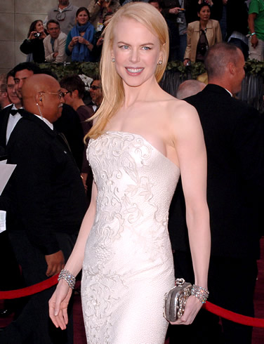 Nicole Kidman Oscar Dress photo