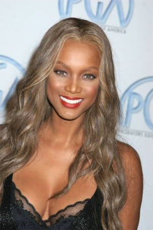 tyra banks father. TYRA BANKS: I#39;M NOT A HIGH