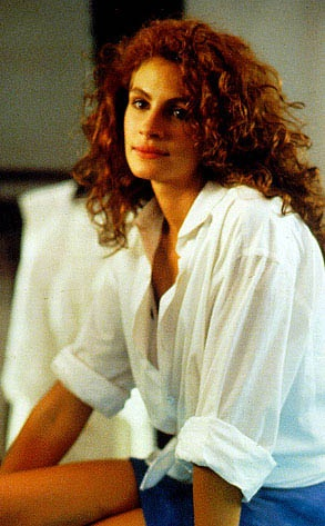 julia roberts pretty woman wig. BLONDE AMBITION: A
