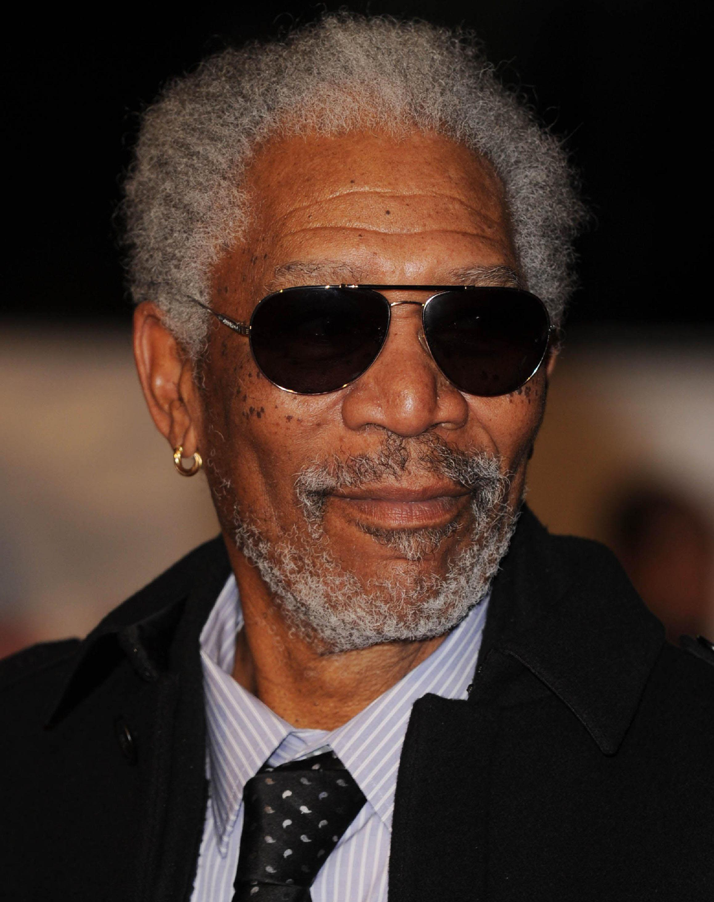 morgan freeman 25055 This article is written by JORDAN ZAKARIN at THE HUFFINGTON POST